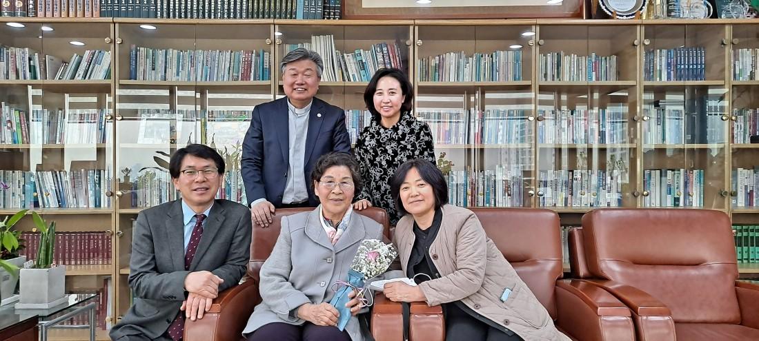 한마음교회 / 새가족소개